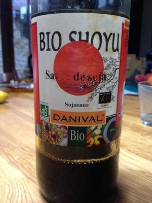Bio Shoyu - sauce soja - Product