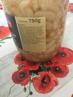 Comte De La Seynie Cassoulets Confit Canard 2X750G - Ingredients - fr