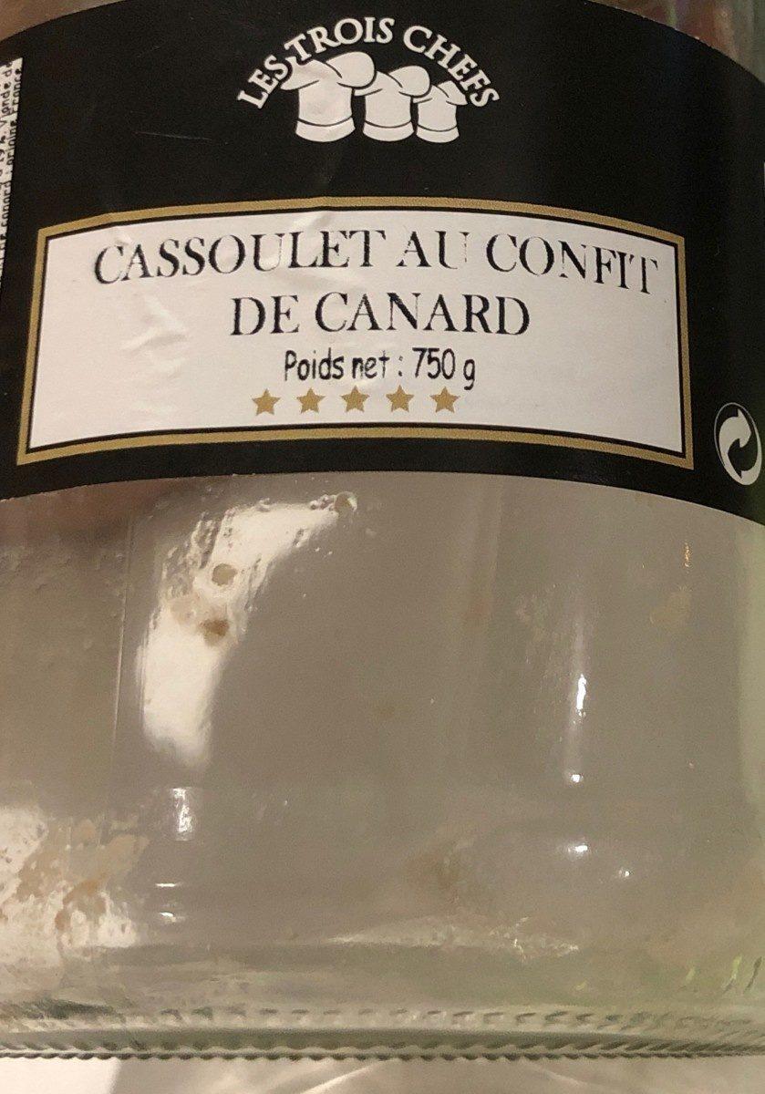Cassoulet au confit de canard - Product