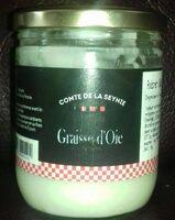 Graisse d'oie - Product - fr