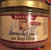 Terrine de Canard aux deux olives - Produit