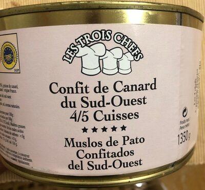 Confit de Canard du Sud-Ouest - Producto