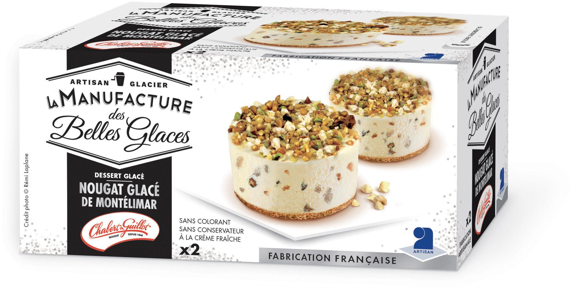 Desserts glacés individuels au nougat - Produit - fr