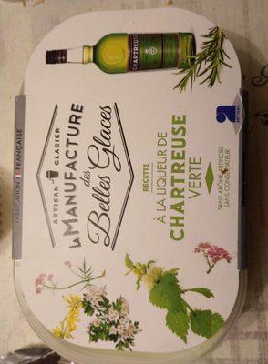 Recette A la liqueur de Chartreuse verte - 1
