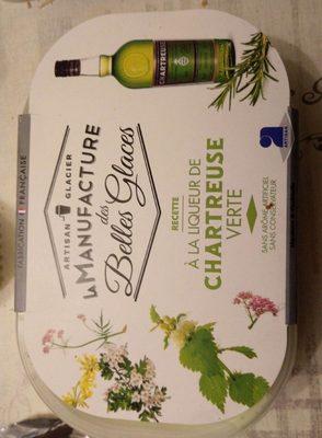 Recette A la liqueur de Chartreuse verte - Product