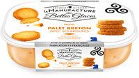 Crème glacée au palet breton - Produit - fr