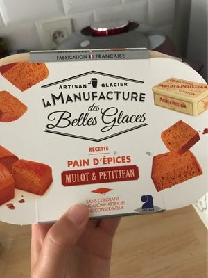 Glace Pain d'épices - Product