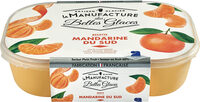 Sorbet plein fruit à la mandarine - Product - fr