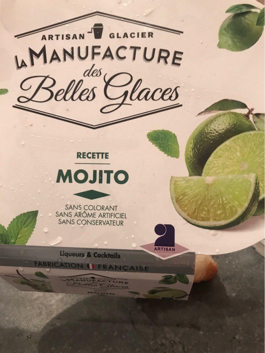 Sorbet Mojito - Product