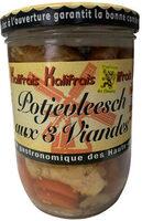 Potjevleesch aux 3 viandes - Produit - fr