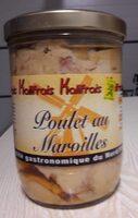 Poulet au Maroilles - Produit - fr
