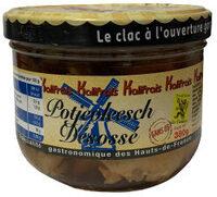 Potjevleesch désossé - Produit - fr