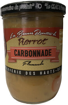 Carbonnade Flamande - Produit - fr