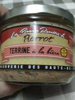 Terrine à la bière chti - Prodotto - fr
