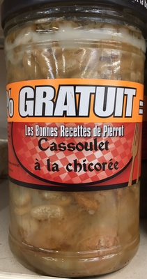 Cassoulet à la chicorée (+ 33 % Gratuit) - Produit - fr