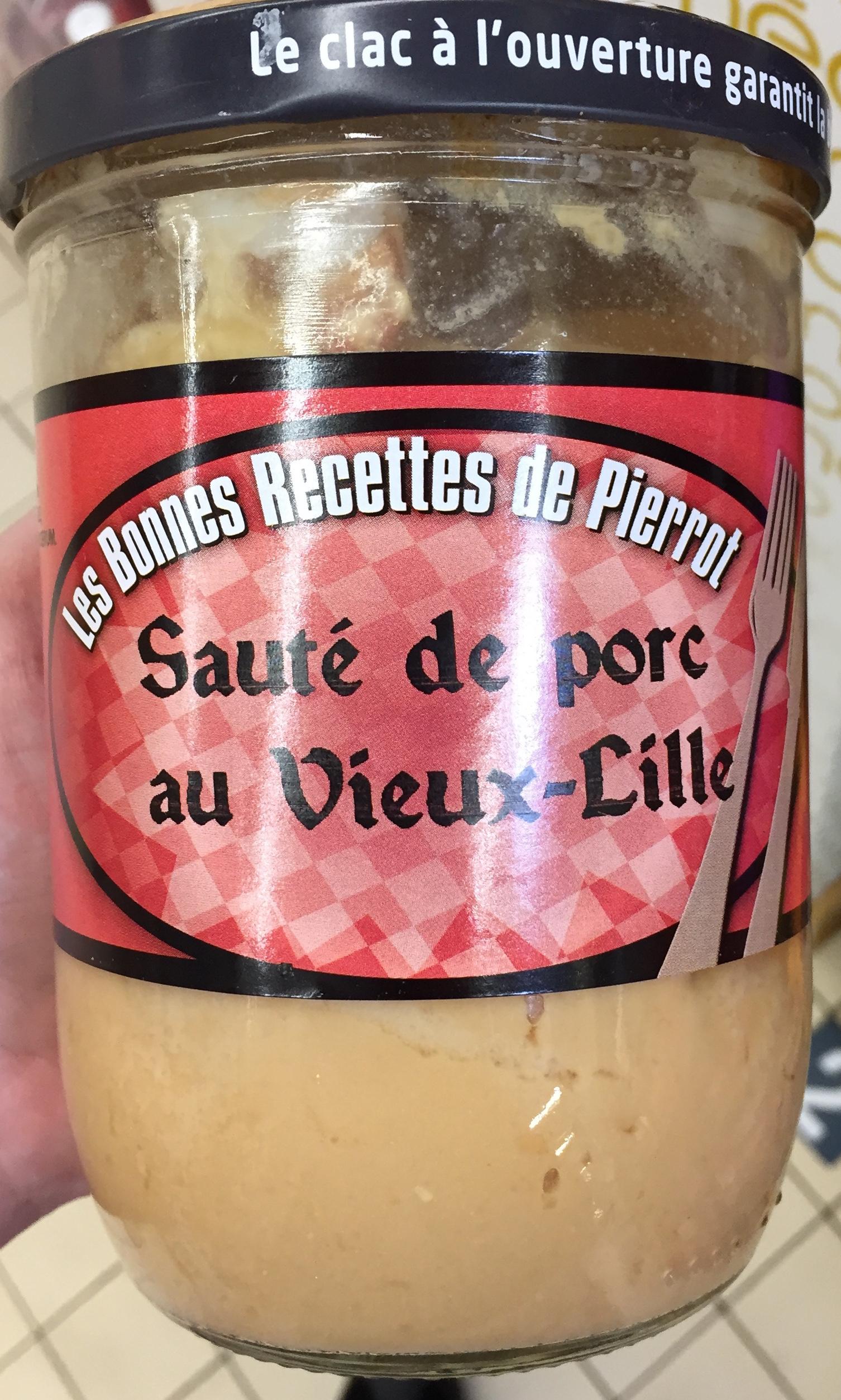 Sauté de porc du Vieux-Lille - Produit - fr