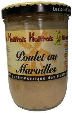 Poulet au Maroilles - Prodotto - fr
