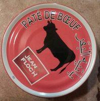 Paté de boeuf - Produit - fr