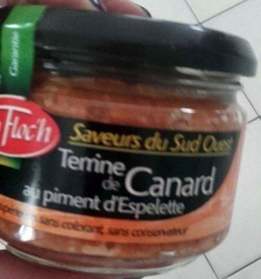 Terrine de Canard au piment d'Espelette - Produit - fr