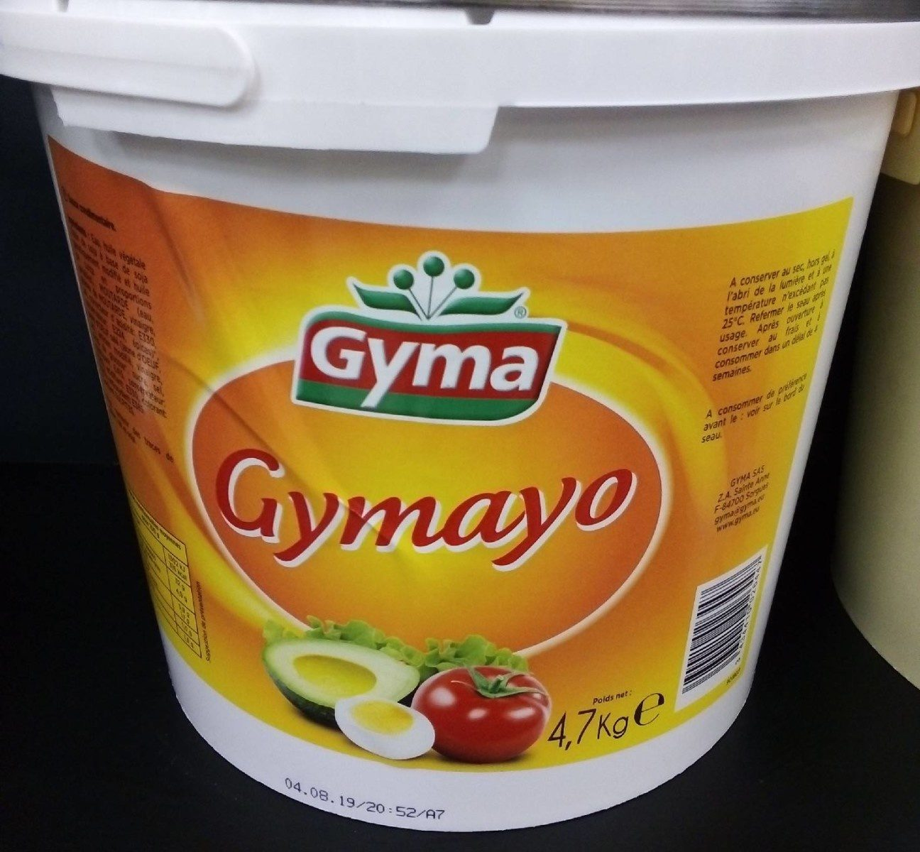 Gymayo - Produit - fr
