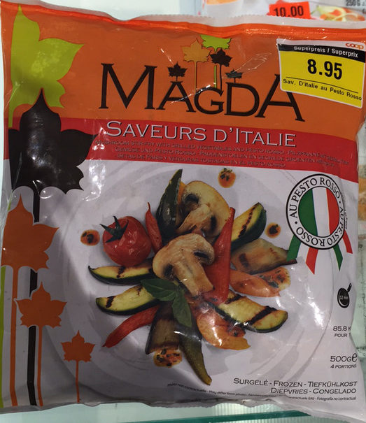 Magda Saveurs D'Italie - Product