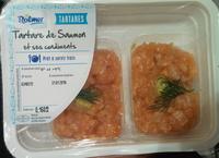 Tartare de saumon - Produit - fr