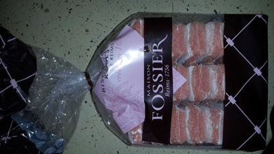 Biscuits rose de Reims - Product