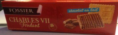 Charles VII Fondant Chocolat au Lait - Produit - fr