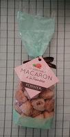 Le véritable macaron à la framboise - Produit