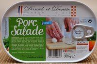 Porc salade - Produit