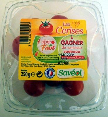 Les Cerises 250 g - Savéol - Product - fr
