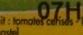Les Cerises 250 g - Savéol - Ingrédients - fr
