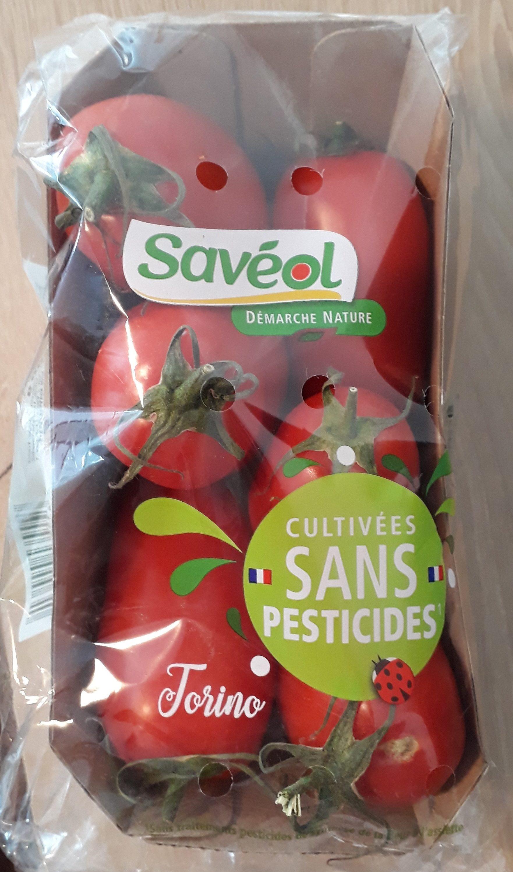 Tomates allongées - Produit
