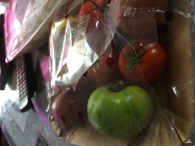 Tomates - Ingrédients