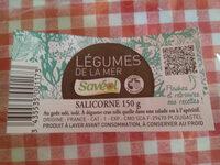 Salicornes - Product - fr