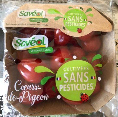Tomates Coeurs-de-Pigeon sans pesticides - Produit