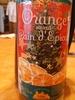 Orange saveur pain d'épices - Produit