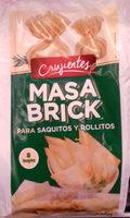 Masa brick para saquitos y rollitos - Product - es