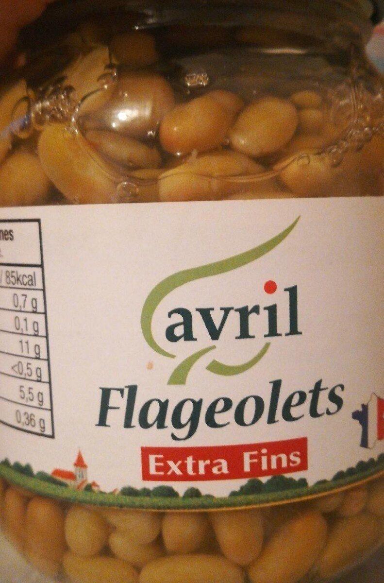 Flageolets extras fins - Produit - fr