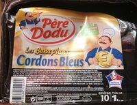 Cordon bleu poulet - Produit - fr
