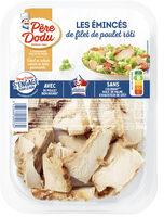 Émincés de filet poulet rôti - Produit - fr
