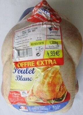Poulet Blanc - Produit - fr