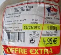 Poulet Blanc - Ingrédients - fr