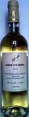 Baron d'Albénas 2010 - Produit - fr