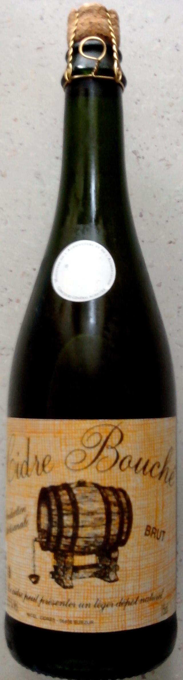 Cidre Bouché - Produit - fr