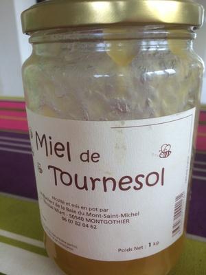 Miel de Tournesol - Produit