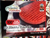 10 steaks hachés - Product