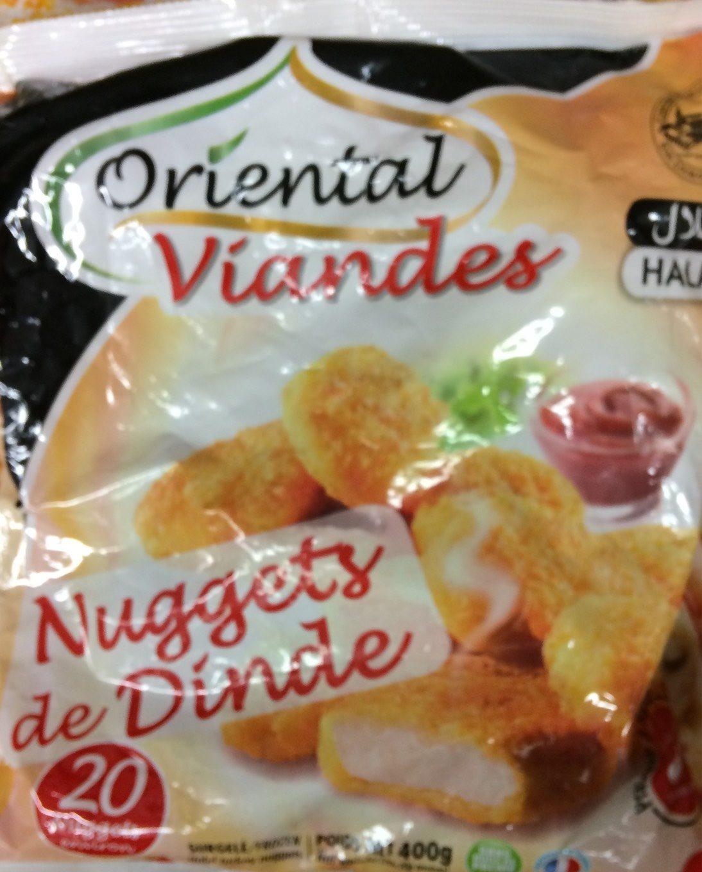 Nuggets de dinde - Product