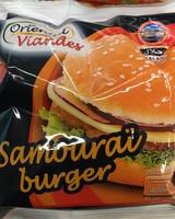 Samouraï Burger - Produit