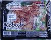 Kebab et sauce blanche Halal - Surgelé - Produit